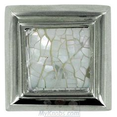 Schaub  Avalon Bay Square Knob  White Mother Of Pearl Shown In Polished  Nickel. Www.ctlighting.com #hardware | Decorative Hardware | Pinterest |  Bays, ...