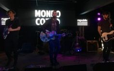 LA's Mondo Cozmo went to SXSW on a mission. As far as Trina is concerned: Mission accomplished. Full story on HIGH VOLTAGE