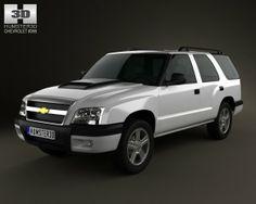Chevrolet Blazer BR 2008