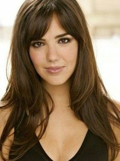 15 best hairstyles with bangs ideas 50 haircuts for thick hair that you ll best fringe hairstyles for 2020 how long layered haircuts with bangs. Long Black Hair, Long Hair Cuts, Fringe With Long Hair, Bangs For Long Hair, Haircut For Long Face, Hair Cuts For Girls, Long Hair With Bangs And Layers, Haircut Bangs, Bangs Hairstyle