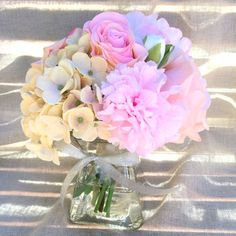 Shop Pink Flower Centerpieces on Wanelo