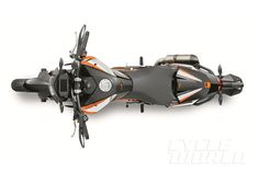 KTM builds a better thumper.