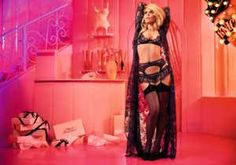 Working a retail job can be grueling, even if you're folding satin and lace lingerie from Agent Provocateur. That was how Paloma Faith and Alice Hawkins used to spend their afternoons before they left to pursue artistic careers — Faith as a singer, Hawkins as a photographer. Now they're back, starring in ads for the store where they used to work.