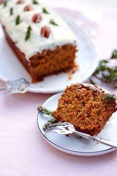 Ma recette de carrot cake végétalien - du bio dans mon bento Carrot Cake Cheesecake, Gluten Free Cheesecake, Carrot Cake Cupcakes, Cake Vegan, Vegan Desserts, Vegan Recipes, Dessert Healthy, Vegan Food, Healthy Carrot Cakes