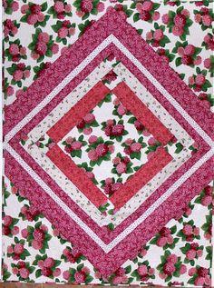 Hortenzia - ružová/prehoz Bohemian Rug, Ale, Rugs, Handmade, Home Decor, Scrappy Quilts, Homemade Home Decor, Hand Made, Ale Beer