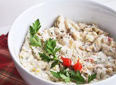 Salpicão sem Maionese - Sem ovos, funcional e com batata yacon! | Receitas…
