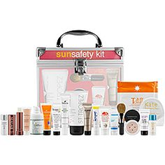 Sephora Sun Safety Kit benefits Cancer research. Love It!