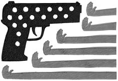 Barack Obama: Guns Are Our Shared Responsibility 01.07.16 I will not campaign for, vote for or support any candidate, even in my own party, who does not support common-sense gun reform.