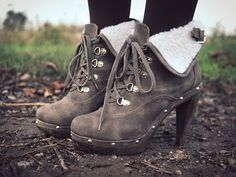 Image via We Heart It https://weheartit.com/entry/136620554/via/13802995 #boots