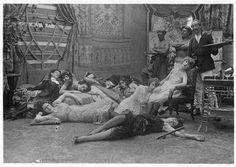 Opium Den London 1920.