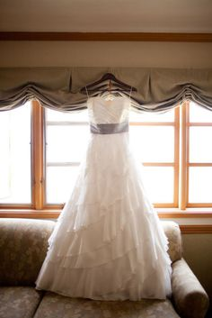 This is one of the most beautiful dresses I have ever laid my eyes on. One day, this will be my wedding dress.