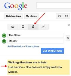 And then, when you're ready to give up, they'll TOTALLY REDEEM THEMSELVES.   26 Reasons You Should Live In Fear Of Google