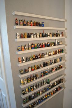 With the introduction in recent years of the LEGO Mystery Minifigures series, the number of minifigs in our house has exploded. If you aren't familiar with the concept, LEGO releases a series of unusual minifigures, like Bunny Suit Guy, Yeti, Welder, Diner Waitress, or Bagpiper. Bags in each series are available for only a short period (they are about to retire series 11), and the trick is that each bag is a mystery; that is, you won't know what you're getting until you open the bag. The…