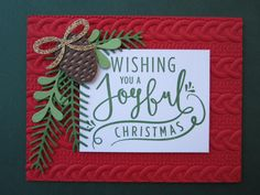 Joyful! by bobkitten - Cards and Paper Crafts at Splitcoaststampers