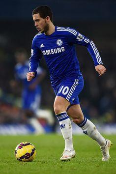 Eden Hazard Photos: Chelsea v Everton - Premier League
