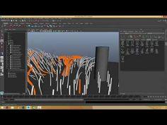XGen (Autodesk Maya) - Part 10 - XGen Utilities Tab - YouTube