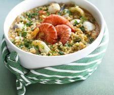 Receita Arroz de marisco por Equipa Bimby - Categoria da receita Pratos principais Peixe