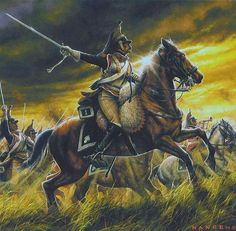 Charge of Napoleon's Heavy Cavalry at Waterloo. Le Colonel Chabert, Soldiers Prayer, First French Empire, Operation Market Garden, Military First, 82nd Airborne Division, Historia Universal, Brothers In Arms, Flag Art