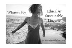 ethical and sustainable lingerie