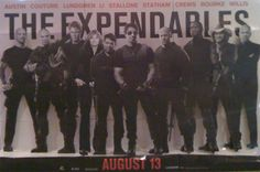 The Expendables +1