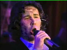 Josh Groban on Oprah, singing Silent Night and It Came Upon a Midnight Clear 11-20-07 - YouTube