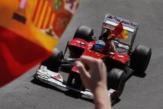 'Best victory' for emotional Fernando Alonso in the European Grand Prix