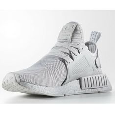 820426c8acc Adidas NMD XR1 Gray Sneakers 10.5 Lace Up BY9923