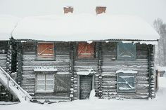 .Bonnstan in Skellefteå, Sweden.