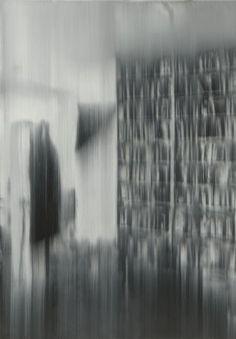 Gerhard Richter / Baader-Meinhof series 'Cell'