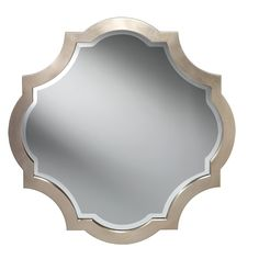 Feiss   Mirror in Argentum MR1194AGM