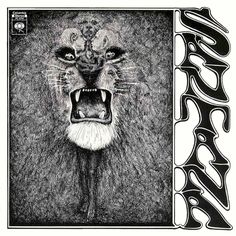 Santana - Not only one of the best albums of all time, but great cover art also.  Bravo!