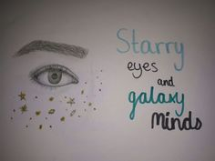 Freckles and constellations dodie clark