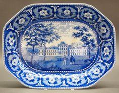 PA Hospital Historical platter - Price Estimate: $600 - $800