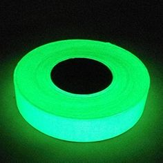 ZMvise 1 Rolls Luminous Tape Sticker (1 2 3cm x 3m) Removable 765b1aeb4a14