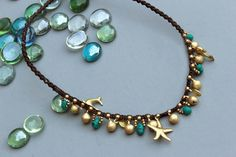 The Star Fish Necklace.