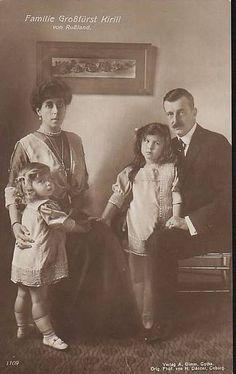 Großfürst Kyrill von Russland mit seiner Familie | Flickr - Photo Sharing!