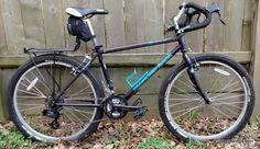 Origin8 Gary-2 Bar, Affordable Dirt Drop Bars, by Rideon - Bike Tourings