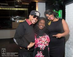 2ble Jay Ms Tena Williams and Alice Laurissa having a grand time in Connecticut 2015