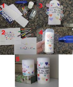 De 8 leukste Moederdag cadeautjes om te maken met de kinderen!!
