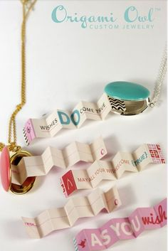 Check it out....Origami Owl is always coming out with the most amazing New Designs and setting New #Fashion Trends.