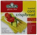 OrgraN Gluten Free Toasted Corn Crispibread, 4.4-Ounce Boxes (Pack of 6)