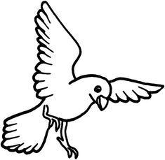 Bird Coloring Pages Printable from Animal Coloring Pages category. Printable coloring pages for kids you could print out and color. Check out our series and printing the coloring pages for free. Space Coloring Pages, Spring Coloring Pages, Free Coloring Sheets, Mandala Coloring Pages, Coloring Pages To Print, Animal Coloring Pages, Printable Coloring Pages, Coloring Pages For Kids, Coloring Books
