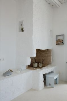 Home Remodel White Cabinets Unpretentious simplicity Residence in Mykonos.Home Remodel White Cabinets Unpretentious simplicity Residence in Mykonos