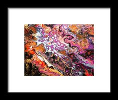 #2052 Framed Print by Expressionistart studio Priscilla Batzell.  All framed prints are professionally printed, framed, assembled, and shipped within 3 - 4 business days and delivered ready-to-hang on your wall. Choose from multiple print sizes and hundreds of frame and mat options.