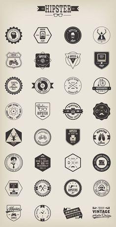 商用可!カスタマイズ自由で素敵な無料ベクターラベル、ロゴ、バッジ素材