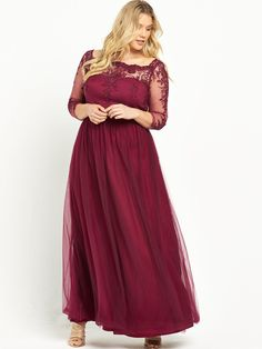 Chi Chi London Curve Embroidered Maxi Dress Wow at black tie events this  season in this 43f69a9411