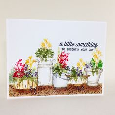 Love practicing water coloring on these wonderful images from Art Impressions!