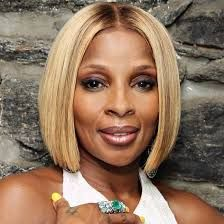 Image result for mary j blige hairstyle Black Bob Hairstyles, Natural Hairstyles, Chocolate Blonde, Fresh Hair, Shades Of Blonde, Short Cuts, Hair Dos, Ambition, Blondes