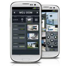 Aplikácia iHC pre iNELS Electronics, Phone, Telephone, Mobile Phones, Consumer Electronics