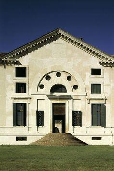 Villa Poiana - architect Andrea #Palladio 16th century